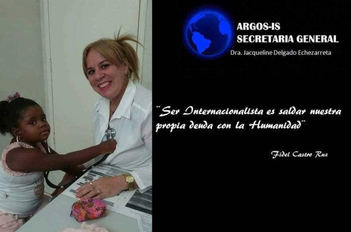 La medicina cubana deja huellas en Brasil.