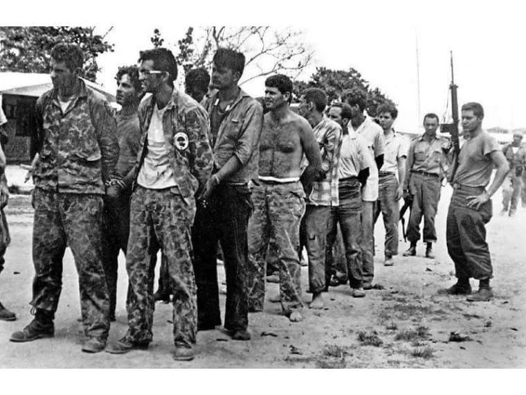 El pueblo cubano derrotó a los mercenarios en apenas 72 horas.