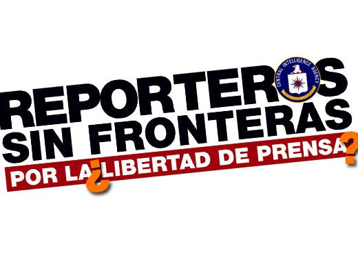 """Muy conocida es la """"libertad de prensa"""" de esta organización."""