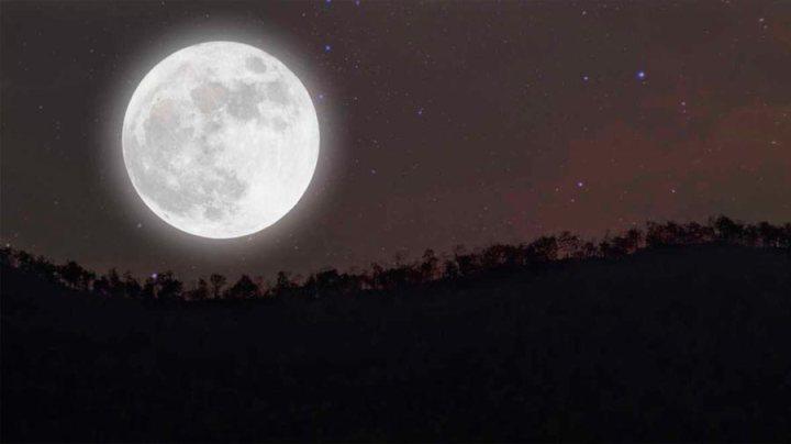 El 14 de noviembre se podrá ver la Superluna más grande de los últimos 70 años