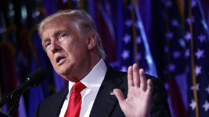 Poco después de publicar un tuit con su primera reacción tras la muerte de Fidel Castro, el presidente electo de Estados Unidos, Donald Trump, emitió un comunicado, dijo CNN.