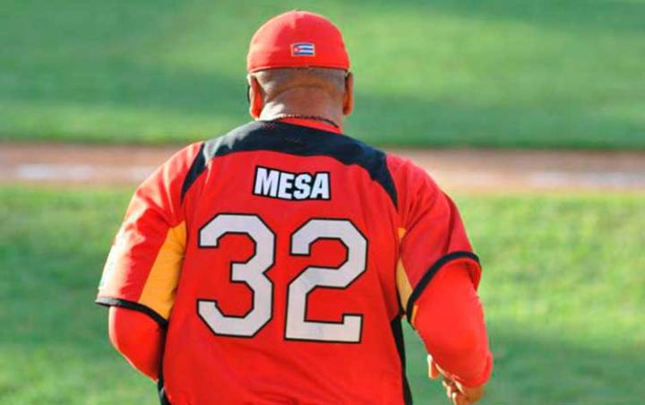 Víctor Mesa, además de inhabilitado, estaba desinformado de ello en el Sandino. Foto: Carolina Vilches/Vanguardia.