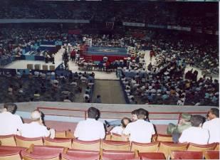 Juegos Panamericanos de La Habana. 18 de agosto de 1991.
