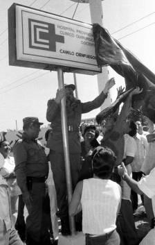 Sancti Spíritus. 27 de julio de 1986.