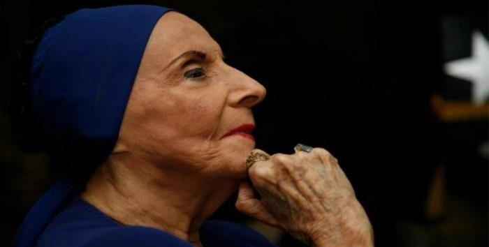 Alicia Alonso. Foto tomada de internet.