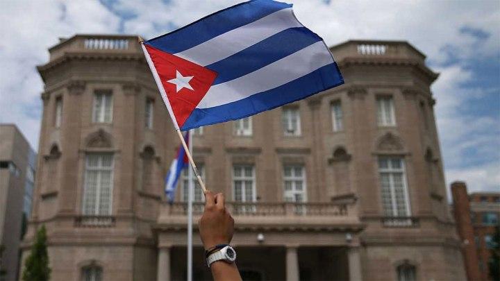 Embajada de Cuba en Estados Unidos. Foto tomada de internet.