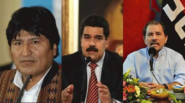 Hermanos entrañables de Fidel Castro.