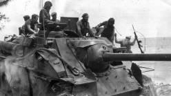 Fidel en Girón, abril de 1961.