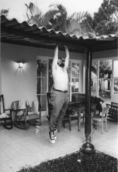 Fidel en Isla de la Juventud.