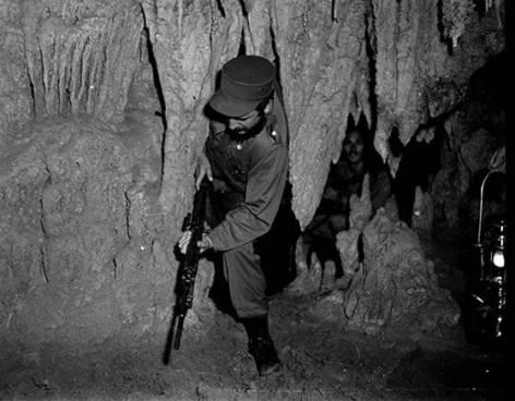 Fidel en Pinar del Río, 1959.