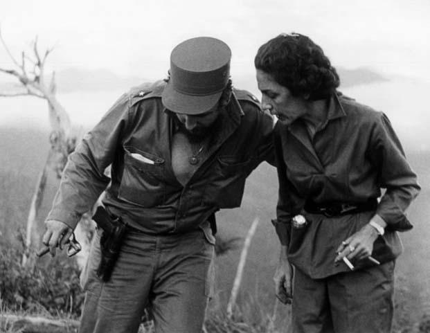 Fidel y Celia mantuvieron una estrecha amistad antes y después del triunfo del Primero de Enero.