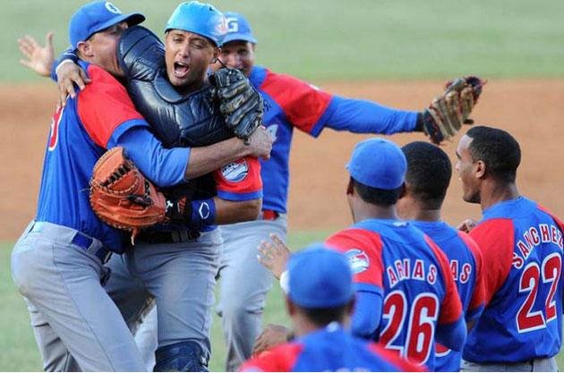 Esta es la mejor actuación de un equipo de Granma en Series Nacionales. Foto: Ricardo López Hevia/Granma.