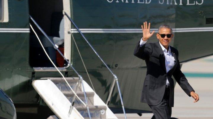 Se le acabó el gobierno a Obama.