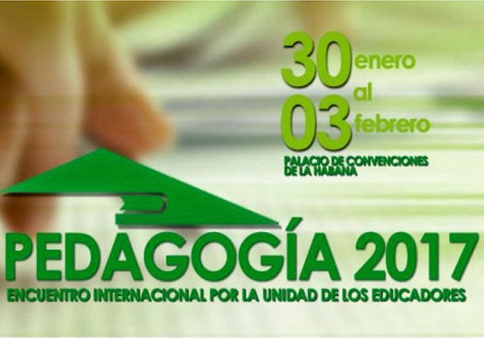 Comienza Pedagogía 2017.