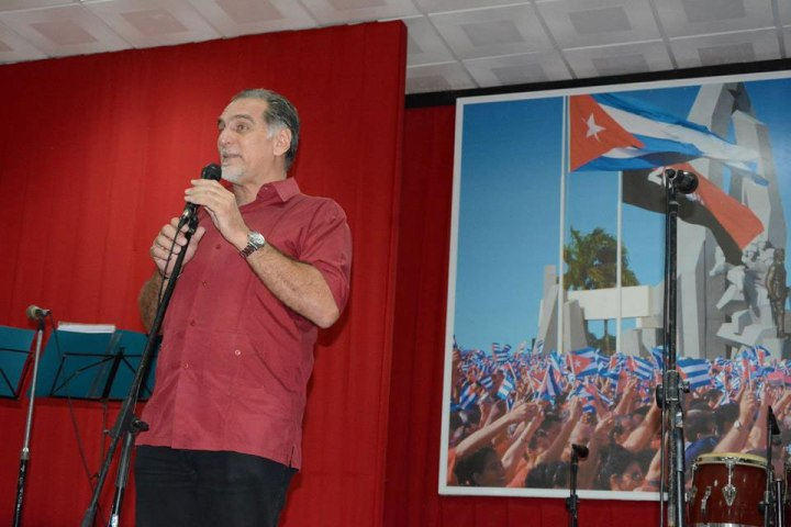 René González Sehwerert, Héroe de la República de Cuba. Fotos: Contribuyente Agramonte.