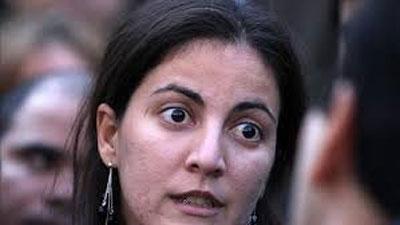 Rosa María Payá, una verdadera líder del Disentur: convoca a provocaciones y se va de viaje.