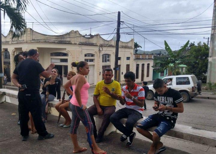 La Wifi llega a Sagua de Tánamo.