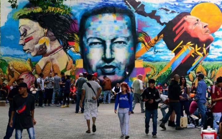Caracas 2015. Foto: Bill Hackwell.