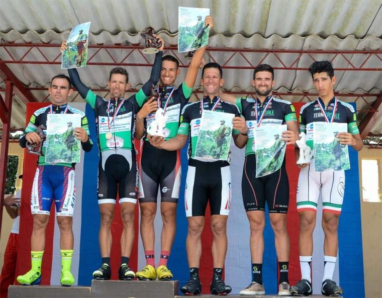 Matanzas, equipo ganador de la cuarta etapa. Foto: Calixto N.Llanes.