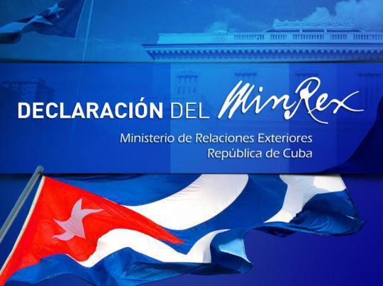 En Cuba no olvidamos las lecciones de la historia.
