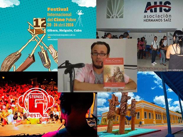 Nominados al Suceso Cultural del 2016 en Holguín