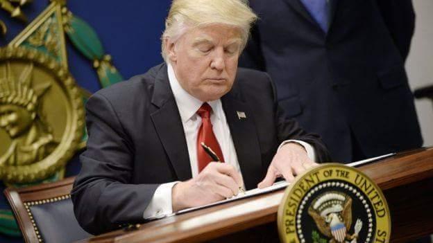 Nunca un presidente electo cumplió tantas promesas en menos tiempo. Foto tomada de internet.