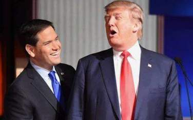 "Donald Trump, ""flamante"" presidente de Estados Unidos, se ha rodeado de mucha gente que odia a Cuba."