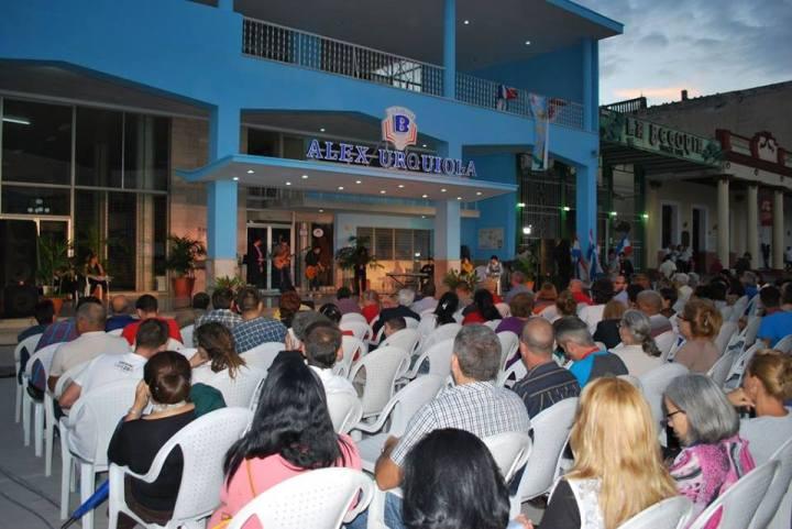 Apertura de la Feria del Libro 2017 en Holguín. Foto: Carlos Parra Zaldívar.