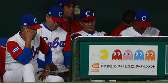 Triste, muy triste final para Cuba en el Clásicop Mundial de Béisbol.