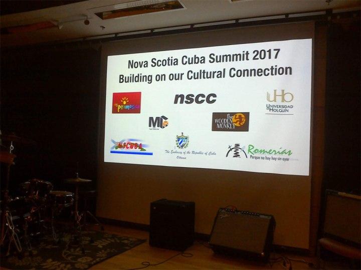 Dos intensas jornadas de intercambios entre Nueva Escocia y Cuba.