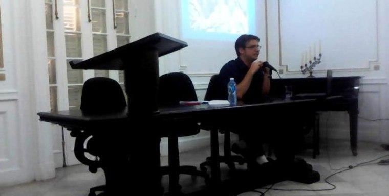 Elier Ramírez Cañedo, joven investigador cubano. Foto: Arlettys Guevara.