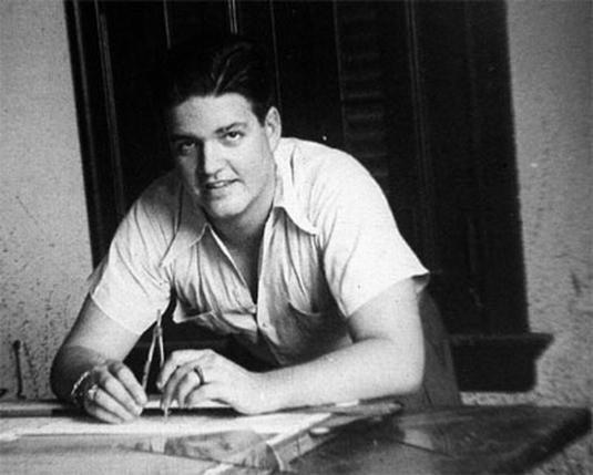 José Antonio Echeverría. Foto tomada de Alma Mater.