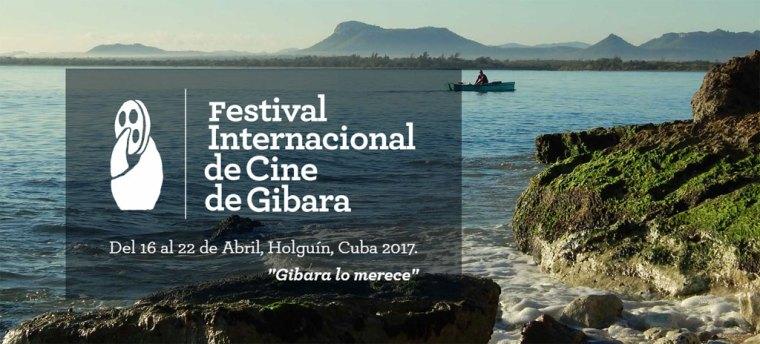 Captura de la página web del Festival Internacional de Cine de Gibara.