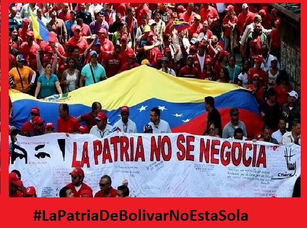 Unión de Escritores y Artistas de Cuba (UNEAC) y la Asociación Hermanos Saíz (AHS), en representación de la vanguardia intelectual y artística, manifestamos nuestra solidaridad con el pueblo venezolano