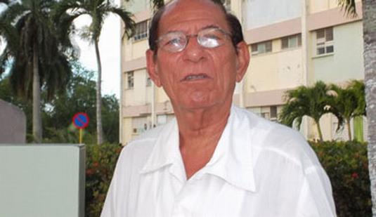 Rafael Vázquez Fernández,gloria de la medicina holguinera. Foto: Alexis Rojas.