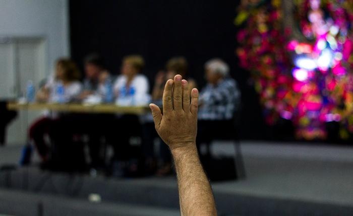 El principal obstáculo que siempre ha enfrentado el centrismo es que jamás ha logrado anclar sus ideas en el pueblo.(Fernando Medina Fernández / Cubahora)