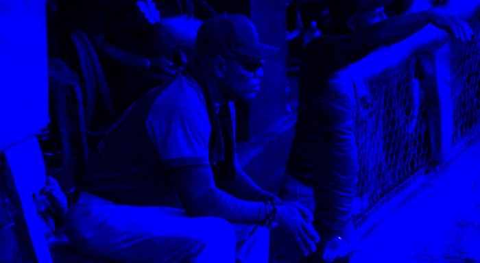 ¿Víctor Mesa de azul? (Foto: Reynaldo Cruz/ UB)