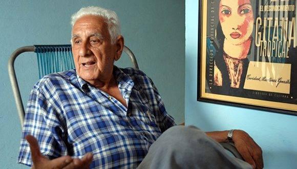 """Alberto Luberta guionista del programa de humorístico """"Alegrías de sobremesa"""" en Radio Progreso, falleció el pasado enero. Imagen de 2010. Foto: Calixto N. Llanes/Juventud Rebelde."""