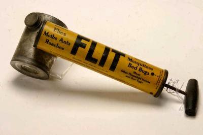 Pulverizador de la marca Flit