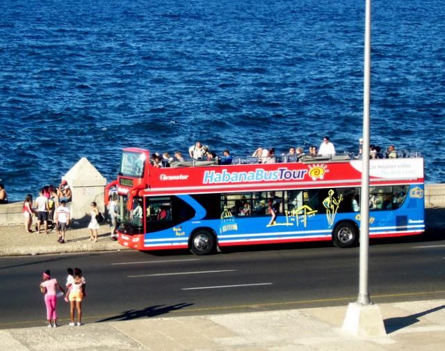 Recorrer Cuba es parte de la moda actual.