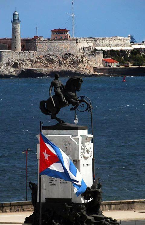 El espíritu de Maceo es el del pueblo de Cuba.