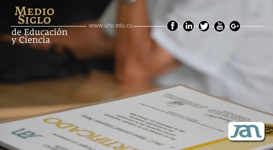 La Universidad de Holguín sigue acumulando buenos resultados en la evaluación externa de sus procesos académicos.