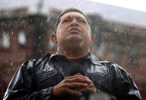 Chávez significa el Hombre Nuevo del Siglo XXI.