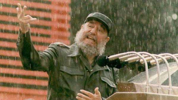 Fidel significa el Hombre Nuevo del Siglo XXI.