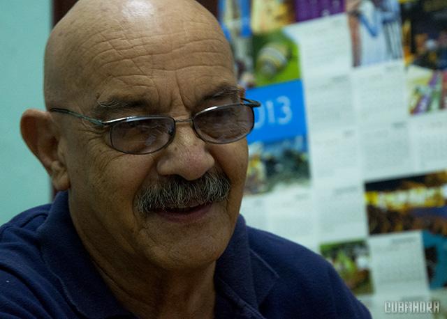 Antonio Moltó Martorel. Foto tomada de Cubahora.