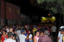Muchos salieron a bailar en el Carnaval Holguín 2017. Foto: Carlos Parra Zaldívar.