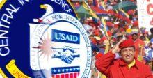 La CIA no deja de atacar a Venezuela.