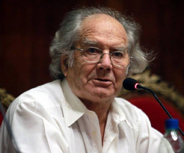 Adolfo Pérez Esquivel.Premio Nobel de la Paz.
