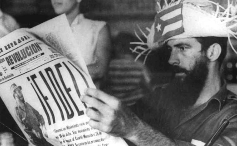 El Señor de la Vanguardia. Autor: Archivo Juventud Rebelde
