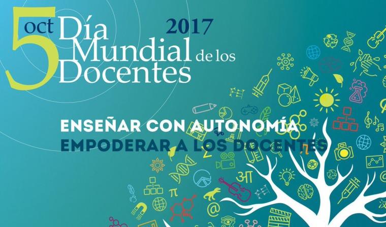 Día Mundial de los docentes 2017.